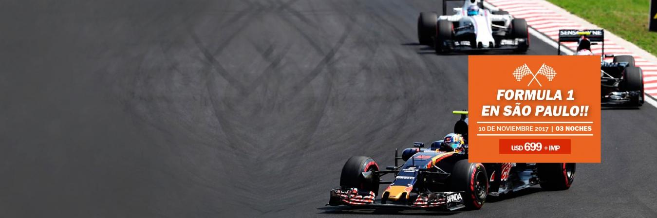 formula 1 Sao Paulo 2