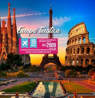 Europa Turistica marzo 2019