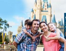 Disney, compras y playas