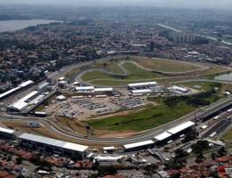Formula 1 en San Pablo - Salida desde Córdoba