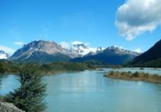 Patagonia Alta Volcanes y Vino desde Rosario combinado bus/aéreo febrero 2021