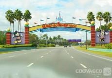 Ingreso área Disney