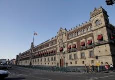 Palacio Nacional - México