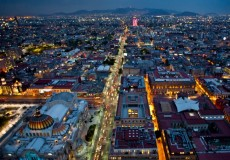 Vista Panorámica - México