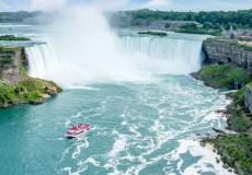Niagara Falls - EEUU / CANADÁ