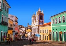 PRAIA DO FORTE + SALVADOR + COSTA DO SAUIPE - 7 NOCHES SEPTIEMBRE