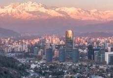 SANTIAGO DE CHILE DESDE ROSARIO