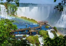 Cataratas del Iguazu - en bus desde Bahia Blanca y zona
