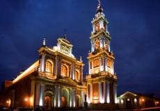 Norte Argentino - en bus desde Bahia Blanca y zona