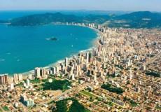 Brasil en bus: Camboriu desde Rosario y zona (Ene/Feb)