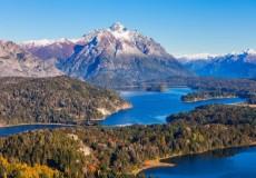 Bariloche y San Martin de los Andes en bus desde Rosario y zona (Oct/Nov)