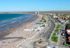 Puerto Madryn en bus desde Rosario y zona