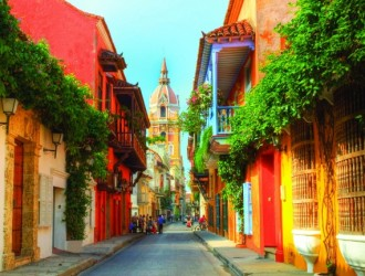 COLOMBIA: CARTAGENA Y SAN ANDRÉS DESDE CÓRDOBA - Salida 10 de Septiembre