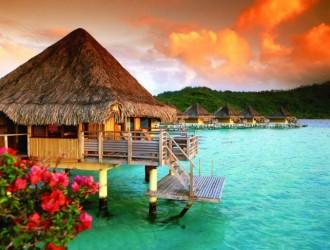 POLINESIA TODO EL AÑO: TAHITI Y MOOREA   8 NOCHES