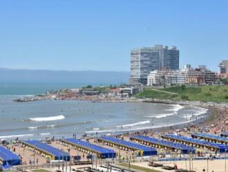 COSTA ATLÁNTICA ARGENTINA - AÉREO DESDE CÓRDOBA - ENERO Y FEBRERO