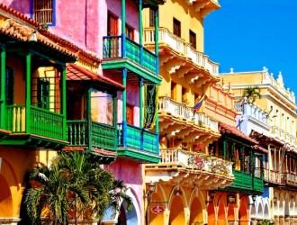 Cartagena con Crucero - Aéreo desde Rosario - Salidas Marzo a Octubre