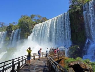 Cataratas del Iguazu en bus desde Rosario y Santa Fe - 3 nts