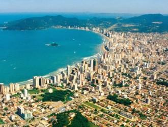 Brasil en bus: Camboriu desde Rosario y zona (Marzo 2020)