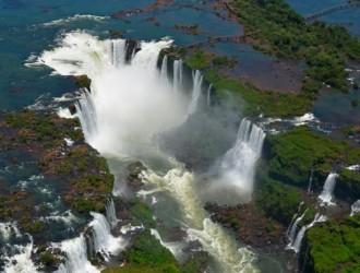 Cataratas del Iguazu en bus desde Rosario y zona (oct a abr)