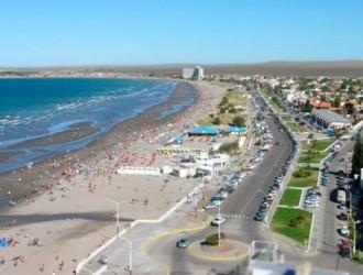 Patagonia Rio y Mar desde Rosario - 11 de Enero