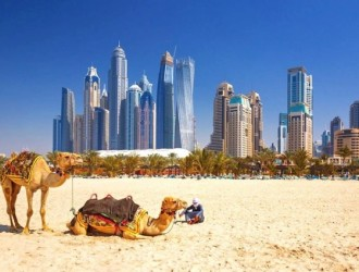 Crucero Leyendas de Arabia con Dubai - Febrero