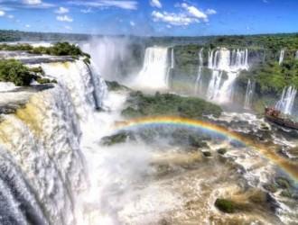 Cataratas del Iguazú - Aéreo desde Rosario  - Salida 07 de Julio