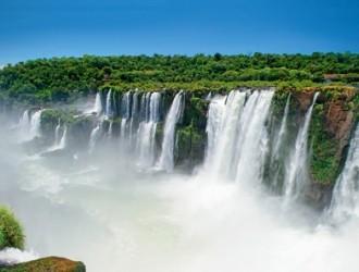 Iguazú y Saltos del Moconá en Bus con Todo Incluido en Semana Santa